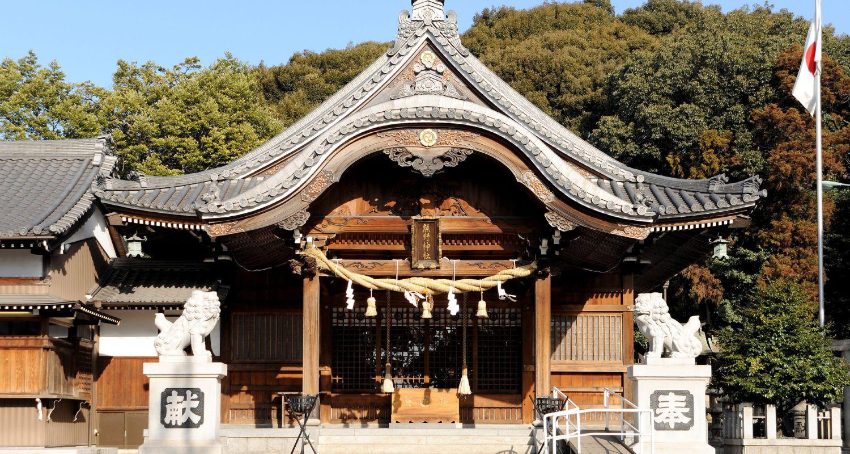 公式】 熊野神社